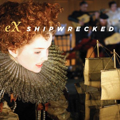 Shipwrecked - eX (German Edition)